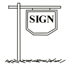 illustration of a ground sign 3