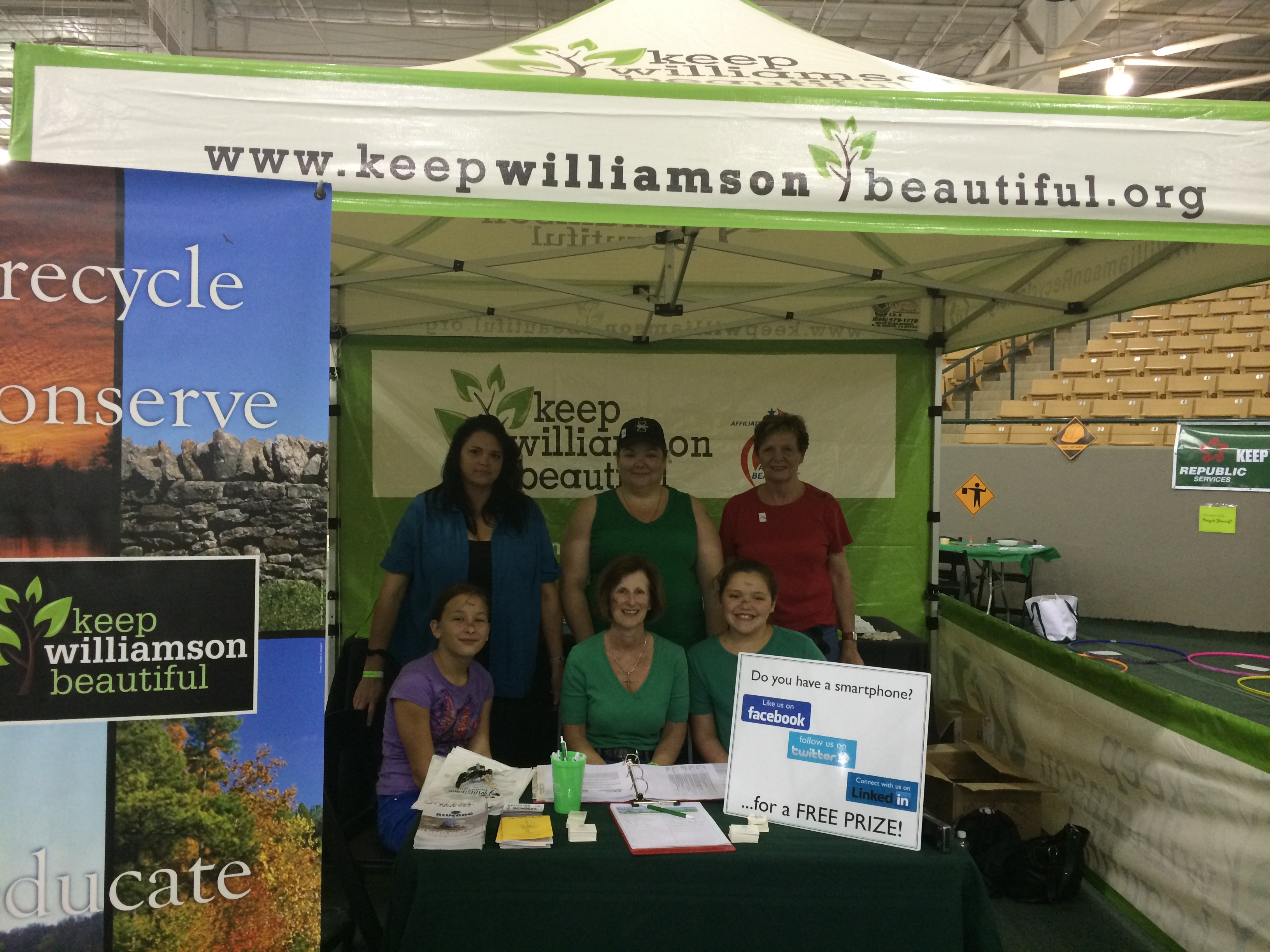 Girl Scouts Troop 1700 Fair Volunteers 1.jpg